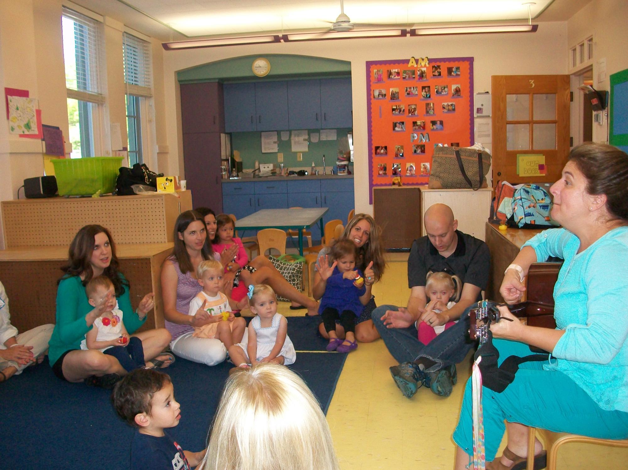St Paul S Episcopal Nursery School Pittsburgh Pa